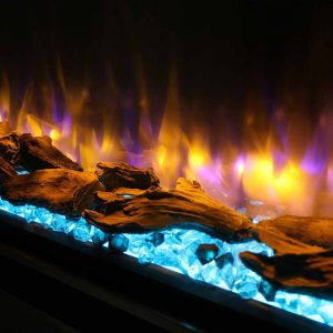 Infinity i Range Large Format Ecoflame™ Electric Fires