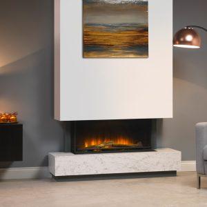 VEL75, VEL90 and VEL140 – Vision E-line Electric Fires
